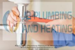 Hire us for Emergency Plumbing Services in Manchester