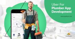 Enhance your business with Uber for plumber app