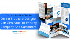 Common Problems a Brochure Design Software