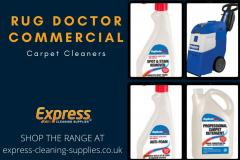 Rug Doctor Commercial Carpet Cleaners At Express