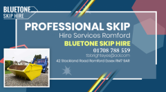 Professional Skip Hire Services Romford