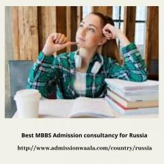 Best MBBS Admission consultant for Russia