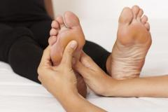 Free Foot Massage Reflexology