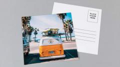 Retain Your Customer With Custom Printed Postcar