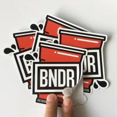 Get Fully Customized Paper Stickers For Your Bus