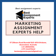 Marketing Assignment Help from Top Experienced Experts