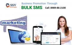 Bulk SMS Service Provider for Business Promotion