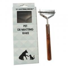 Reliable De-Matting Rakes For Pets