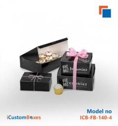 Buy Pie Slice Boxes wholesale at iCustomBoxes