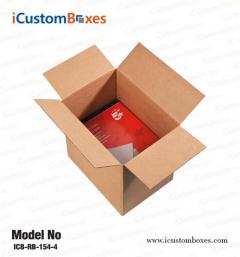Buy Custom Book Boxes wholesale at iCustomBoxes