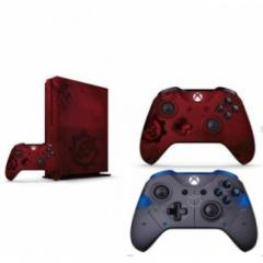 Microsoft Xbox One S 2TB - Gears of War 4 Limited Editi