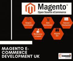 Magento eCommerce Development Company Singapore, UK