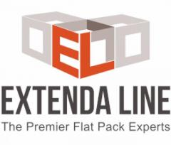Flat pack storage containers  Extandaline - New Cabins