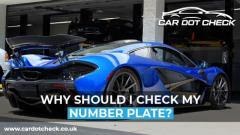 Car Number Plate Check
