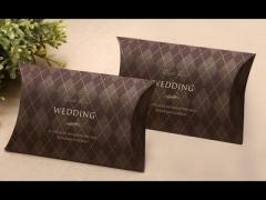 Purchase Custom Pillow Boxes in Wholesale Price
