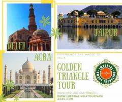 Book your luxury Golden Triangle Tour