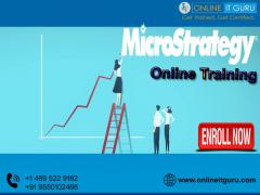 Microstrategy Online Training- Onlineitguru