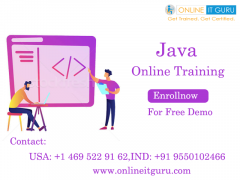 Java Online Training By Real Time Experts