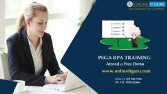 Pega Robotic Process Automation Course