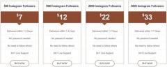Buy Real Instagram Followers at Affordable Price