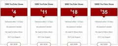 Get Real YouTube Views at Affordable Price