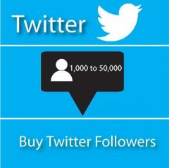 Buy Real Twitter Followers At Cheap Price