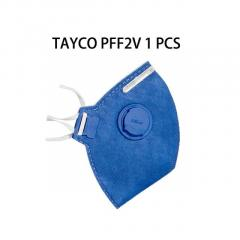 TAYCO PFF2-V Disposable Masks 1PCS
