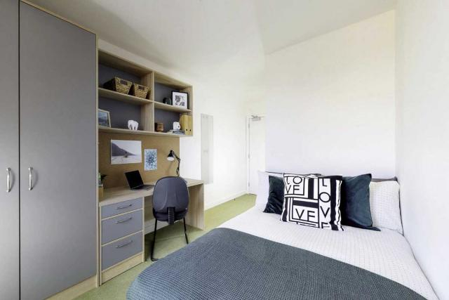 Nido Globe Works Student Accommodation in Birmingham 3 Image