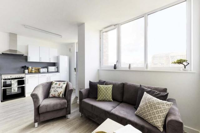 Nido Globe Works Student Accommodation in Birmingham 5 Image