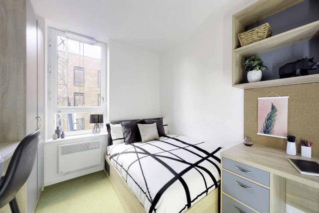 Nido Globe Works Student Accommodation in Birmingham 8 Image