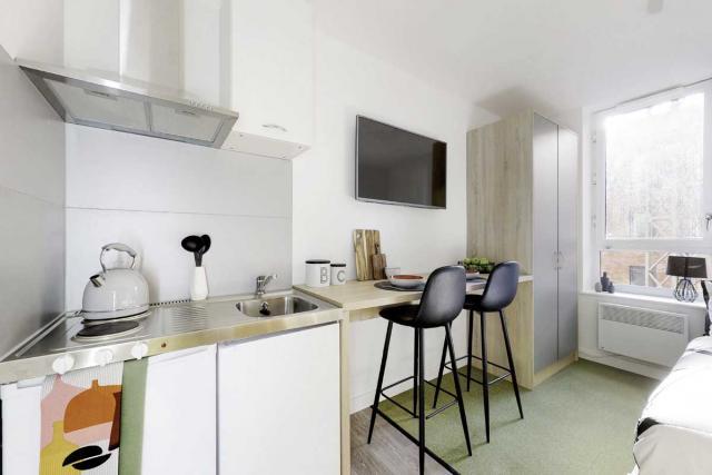 Nido Globe Works Student Accommodation in Birmingham 9 Image