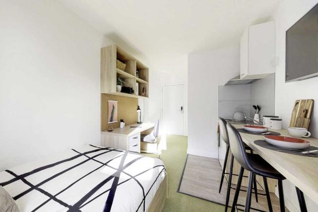 Nido Globe Works Student Accommodation in Birmingham 10 Image