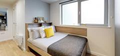 Secure Boyce House Student Accommodation in Glasgow