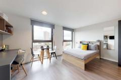Furnished Alliot House Student Accommodation in London
