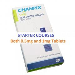 Stop Smoking With Champix Starter Courses  Order Online
