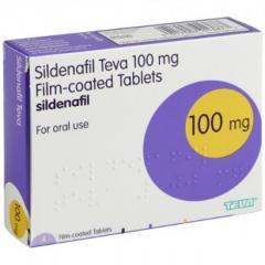 Buy Sildenafil For TreatingErectile Dysfunction