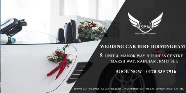 Wedding Car Hire Near Me 3 Image