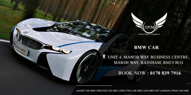 Bmw Car Hire 3 Image