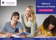 Diploma in Education and Training