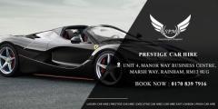 Prestige Car Hire Birmingham