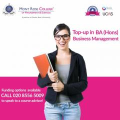 Business And Management Degree