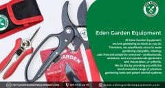 Garden Equipment - Eden Garden Equipment