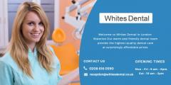 Dental Crown At Whites Dental United Kingdom