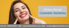 Cosmetic Dentistry At Whites Dental At Waterloo