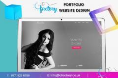 Web Design Portfolio In The London