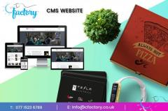 Best Cms Web Design In The Uk