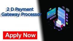 2 D payment gateway processor
