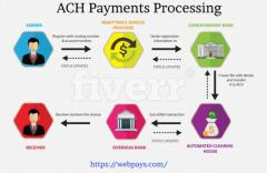 Why Businesses Like ACH Payments processing