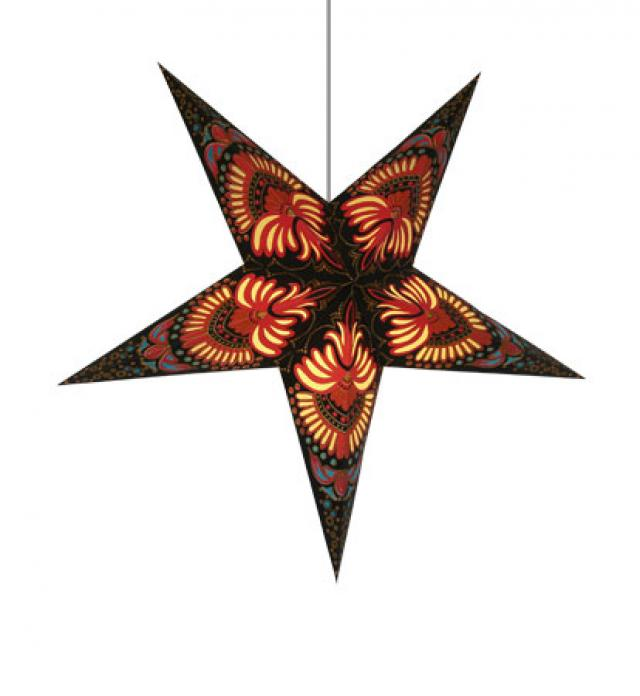 Paper Star Lamps Made of The Top Quality Material 3 Image