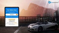 Best Free Car Check UK App To Know The Real Age Of Car